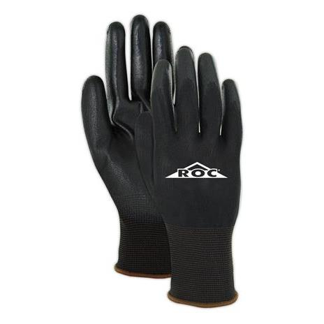 ROC Polyurethane Palm Gloves - ANSI Cut Level 1